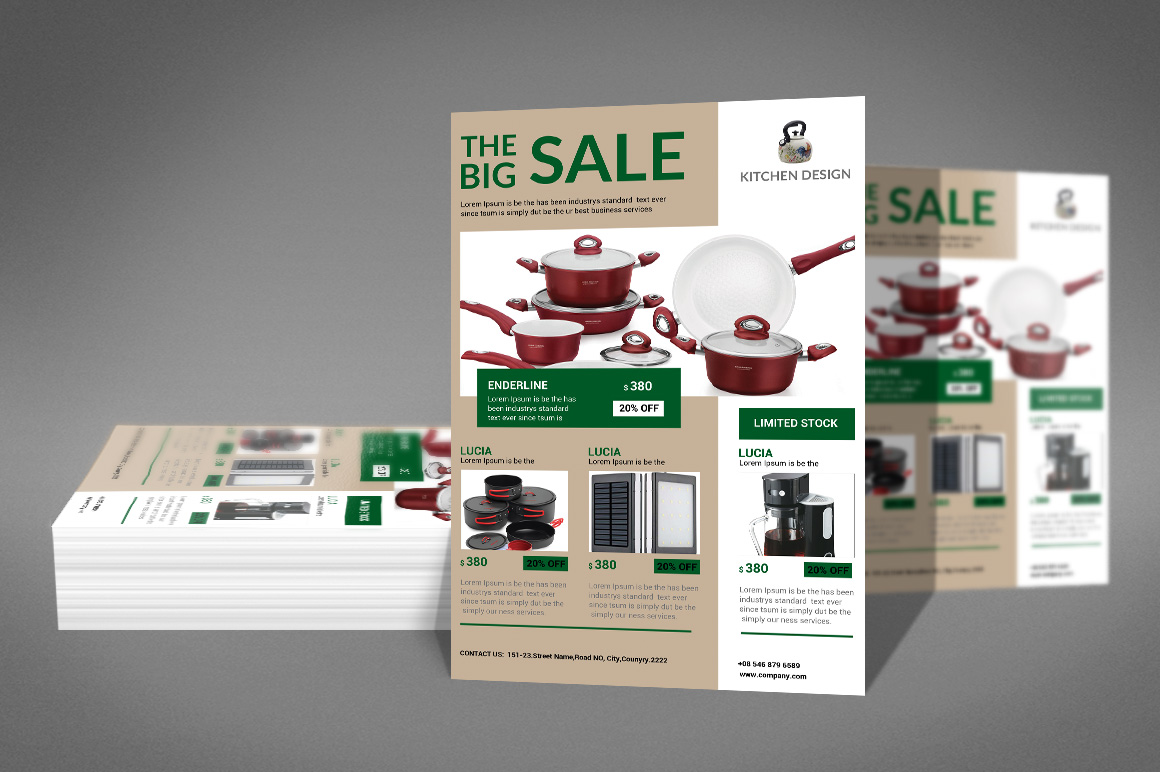 Product Sale Flyer example image 3