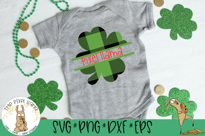 St Patricks Monogram Bundle SVG Cut File example image 3