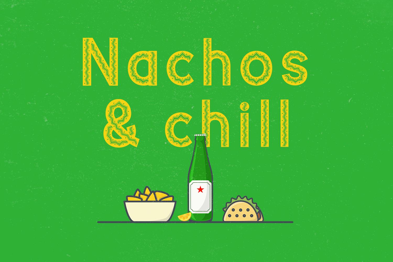 Cheesy Nachos example image 2