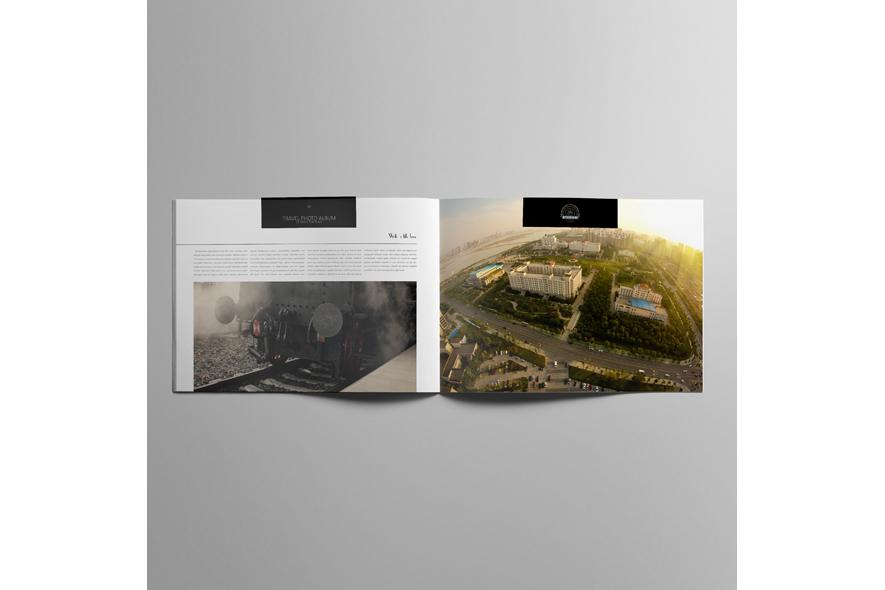Travel Photo Album Template example image 6