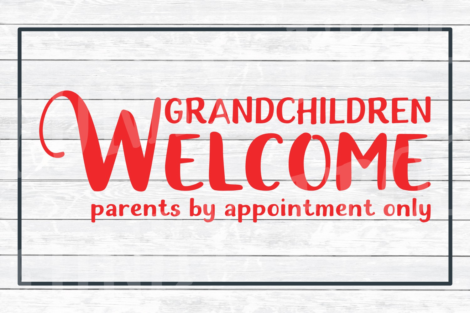 Grandparent Designs Bundle, SVG Cut Files for Crafters example image 3