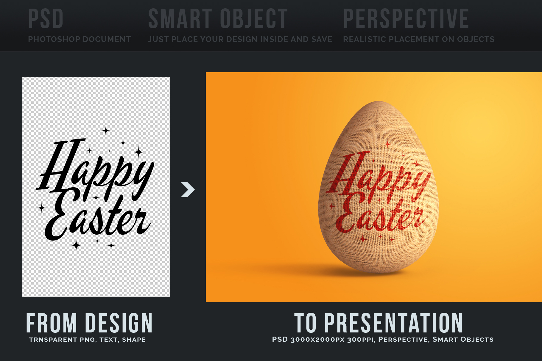 Easter Egg Mockups and Images example image 10