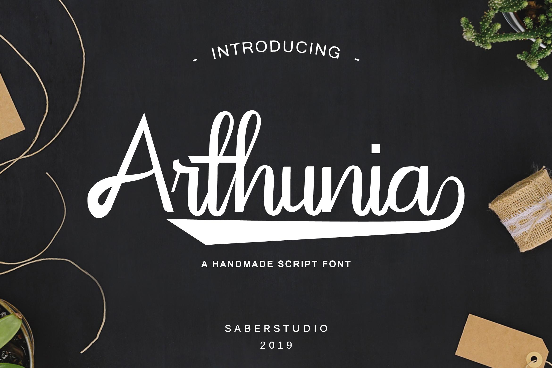 Arthunia example image 1