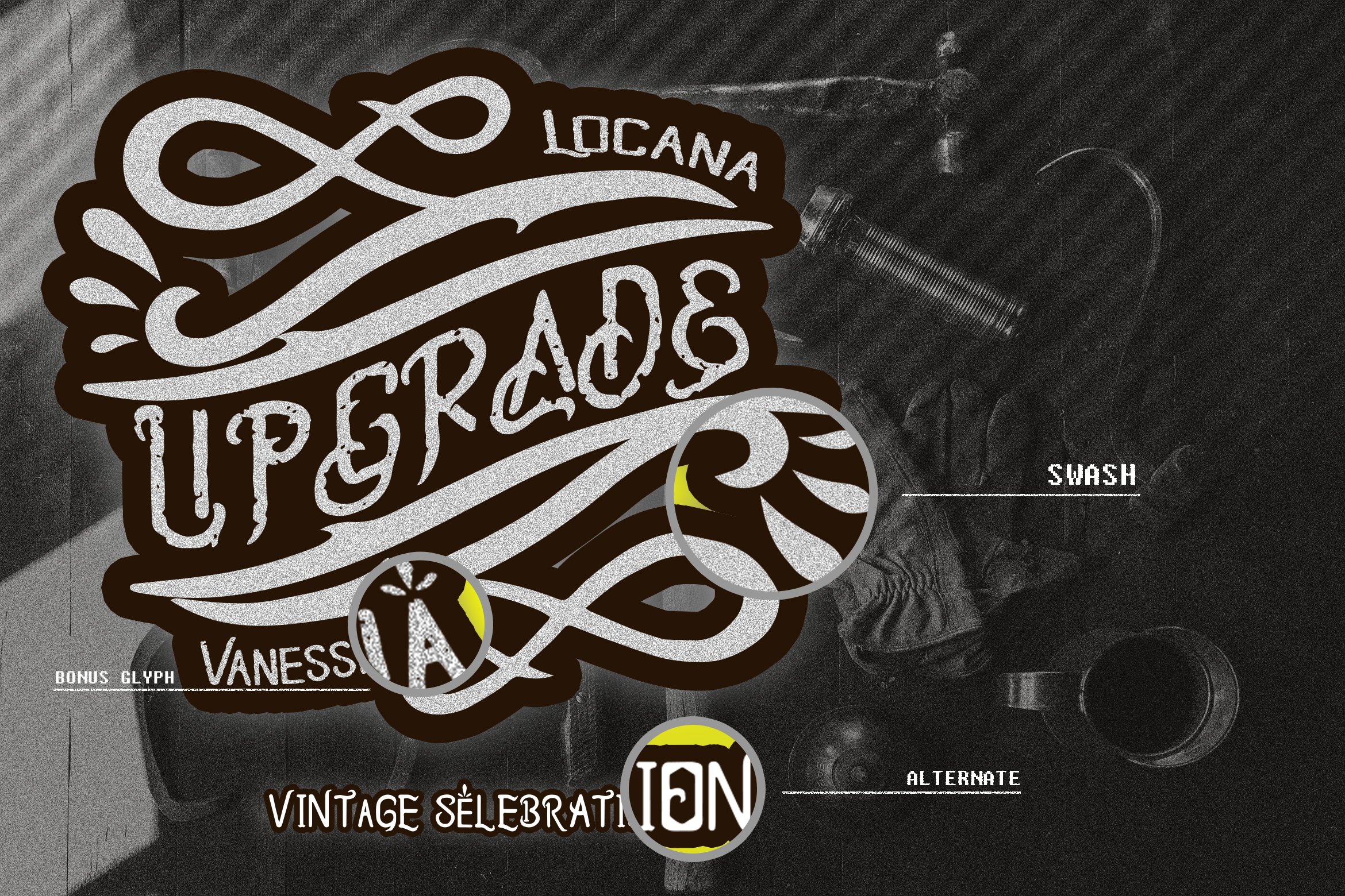 Hobacco Extra Vintage Type example image 9