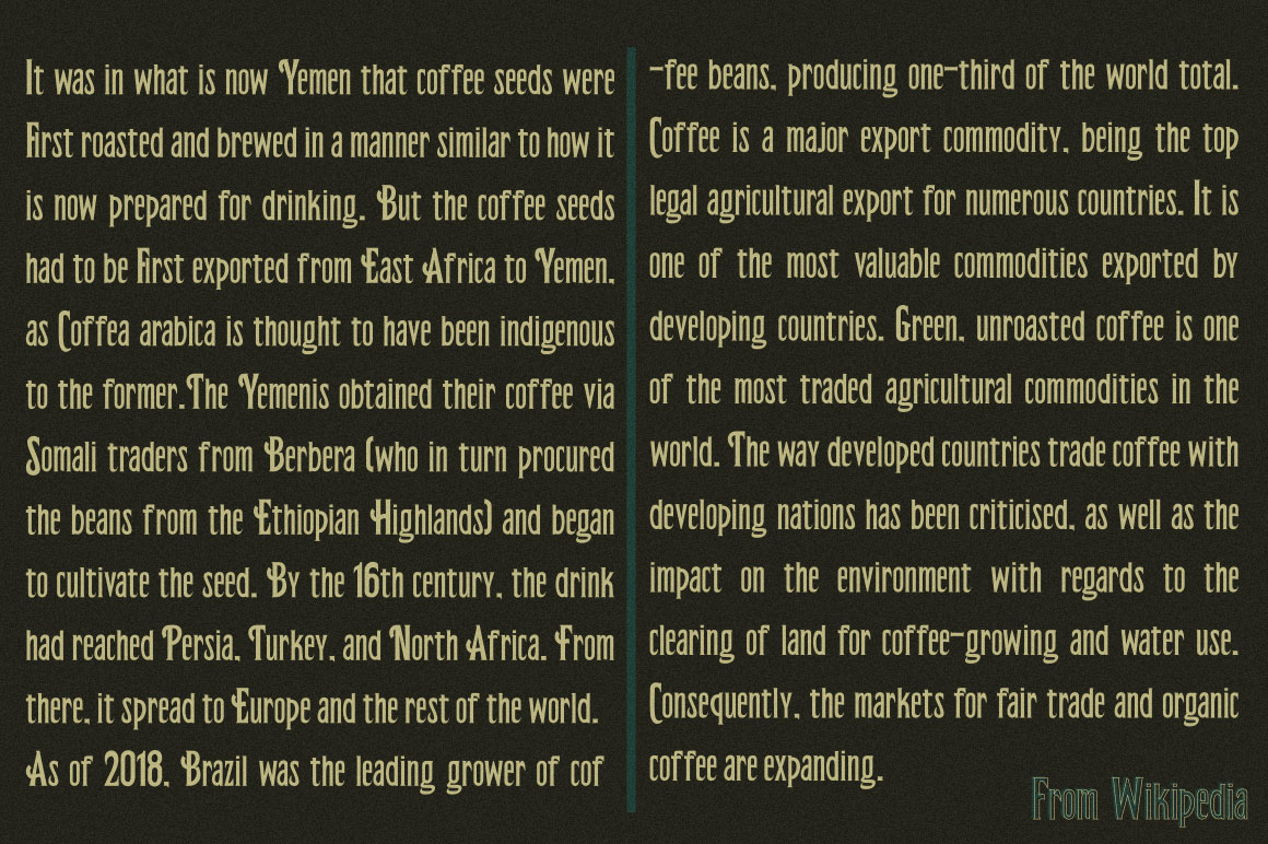 Grewmoon Fonts example image 5