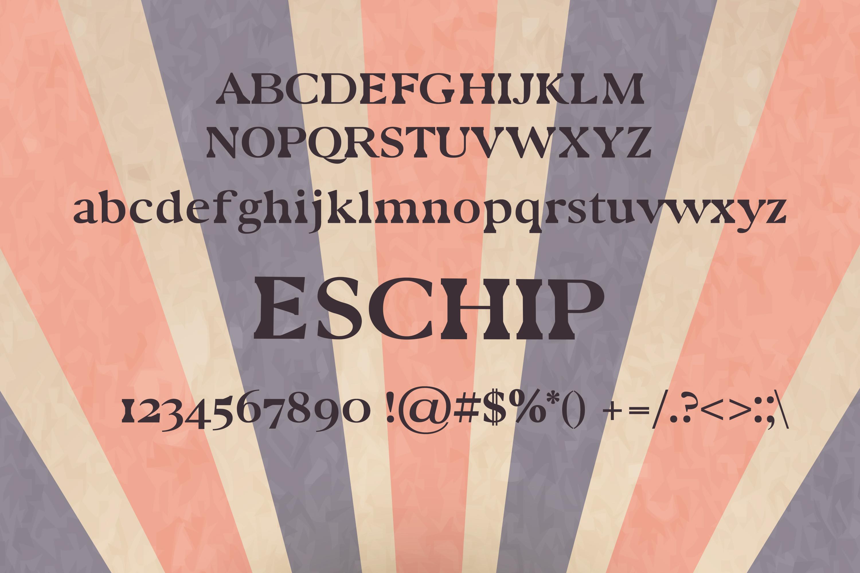 150 Premium Vintage Fonts example image 18