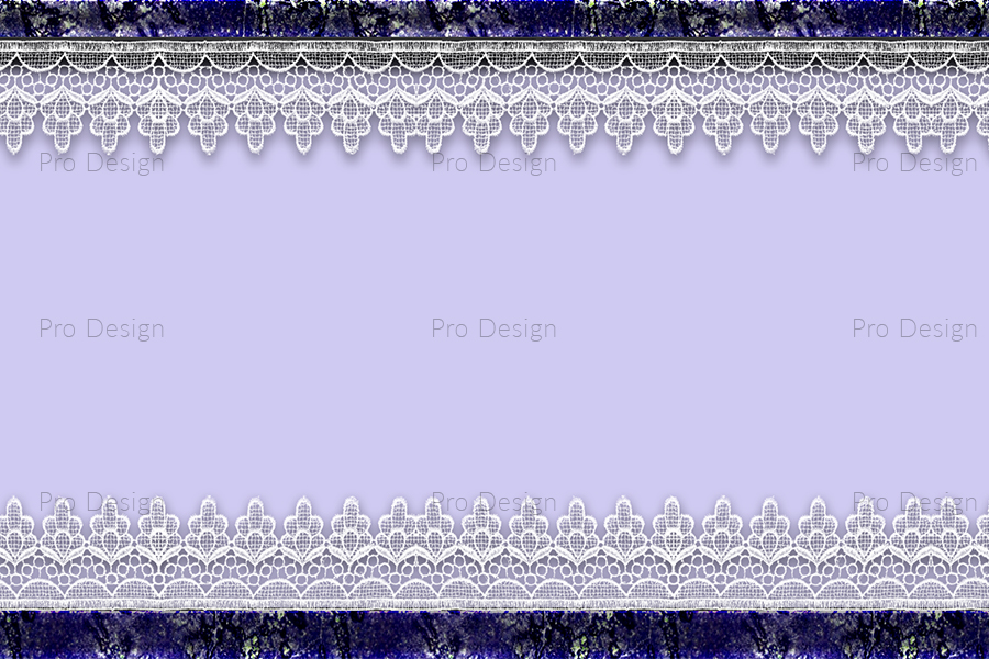 Lace Flowers Background example image 1