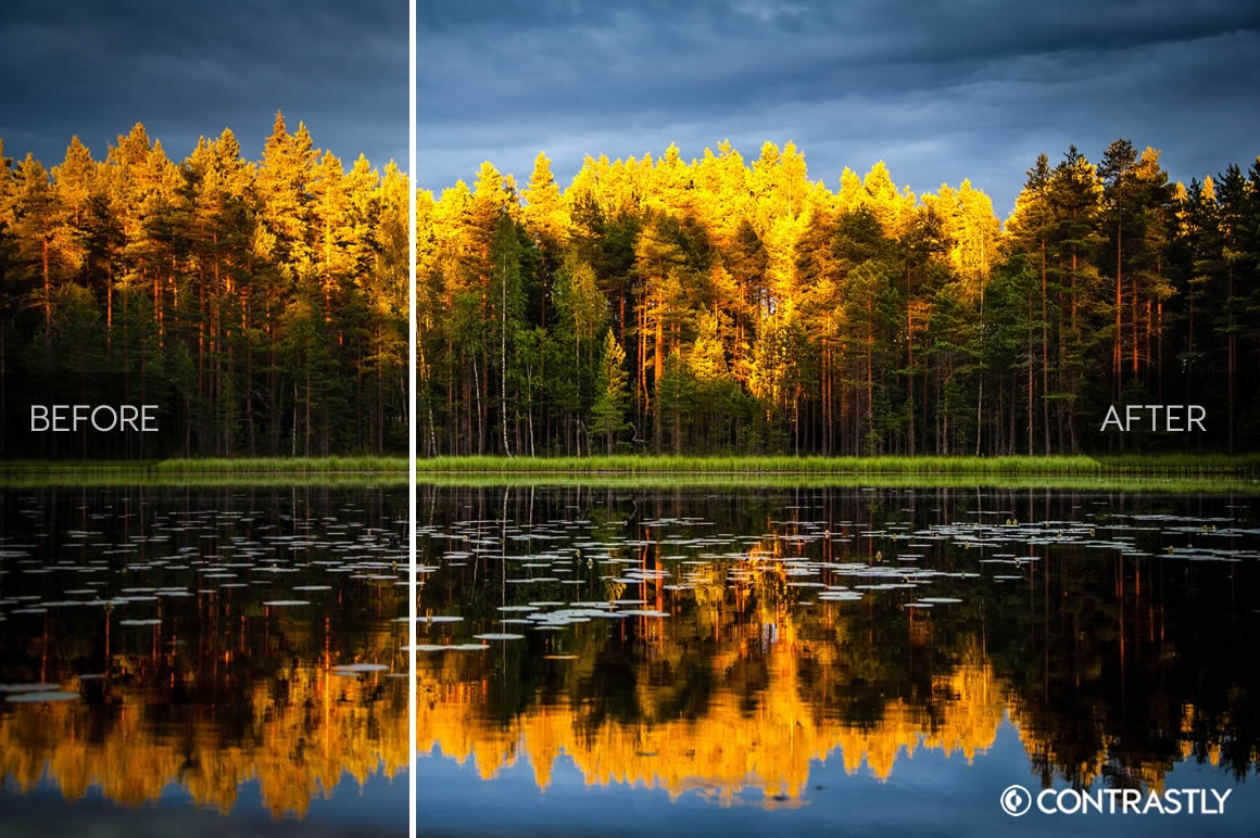 Autumn & Harvest Lightroom Presets Vol.2 example image 4