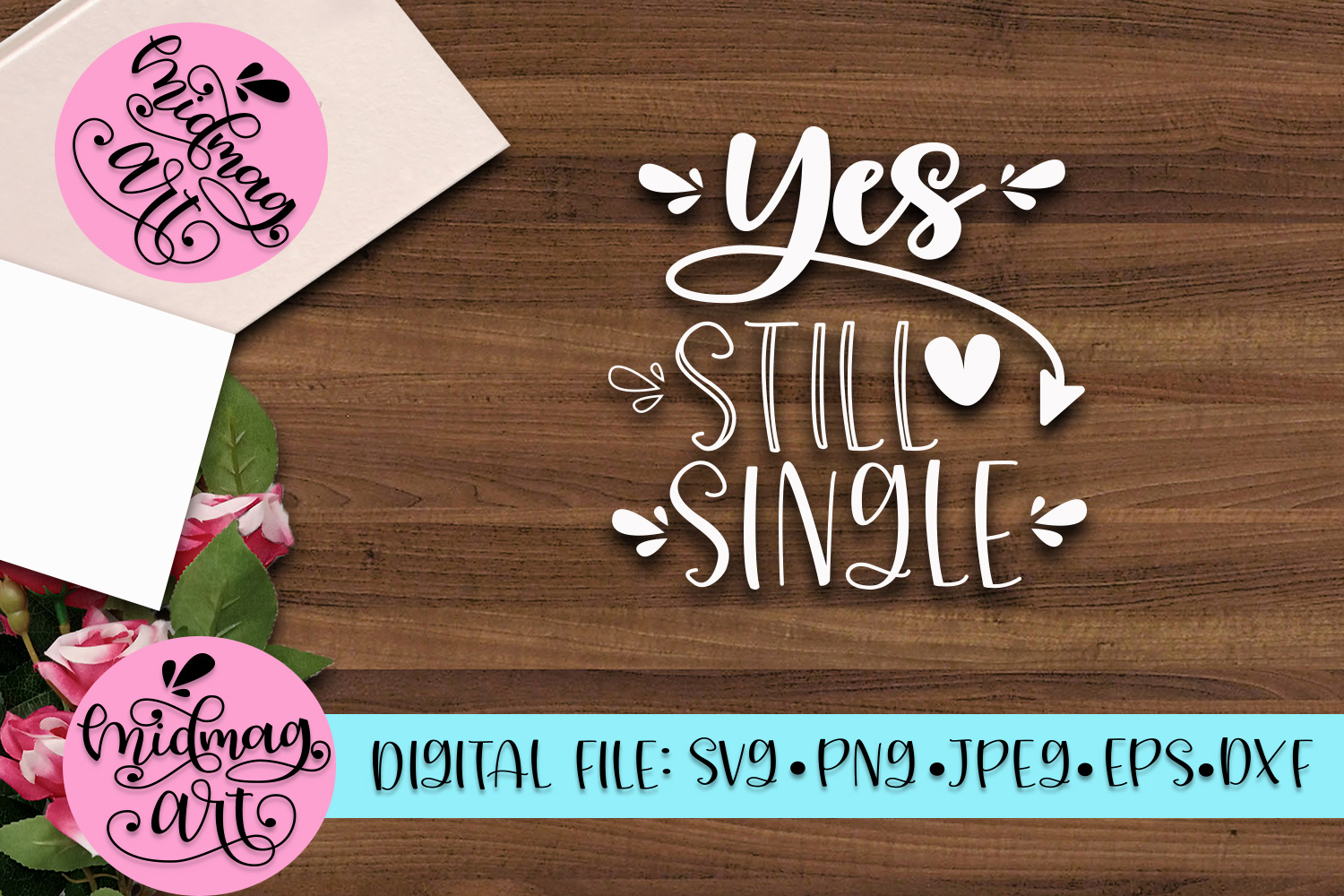 Yes, still single svg, png, jpeg, eps and dxf example image 2