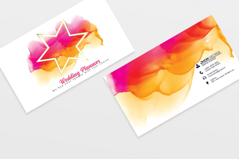 10 Professional Mix Business cards Bundle example image 7
