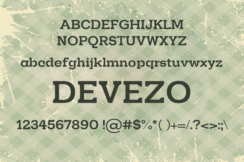 150 Premium Vintage Fonts example image 16