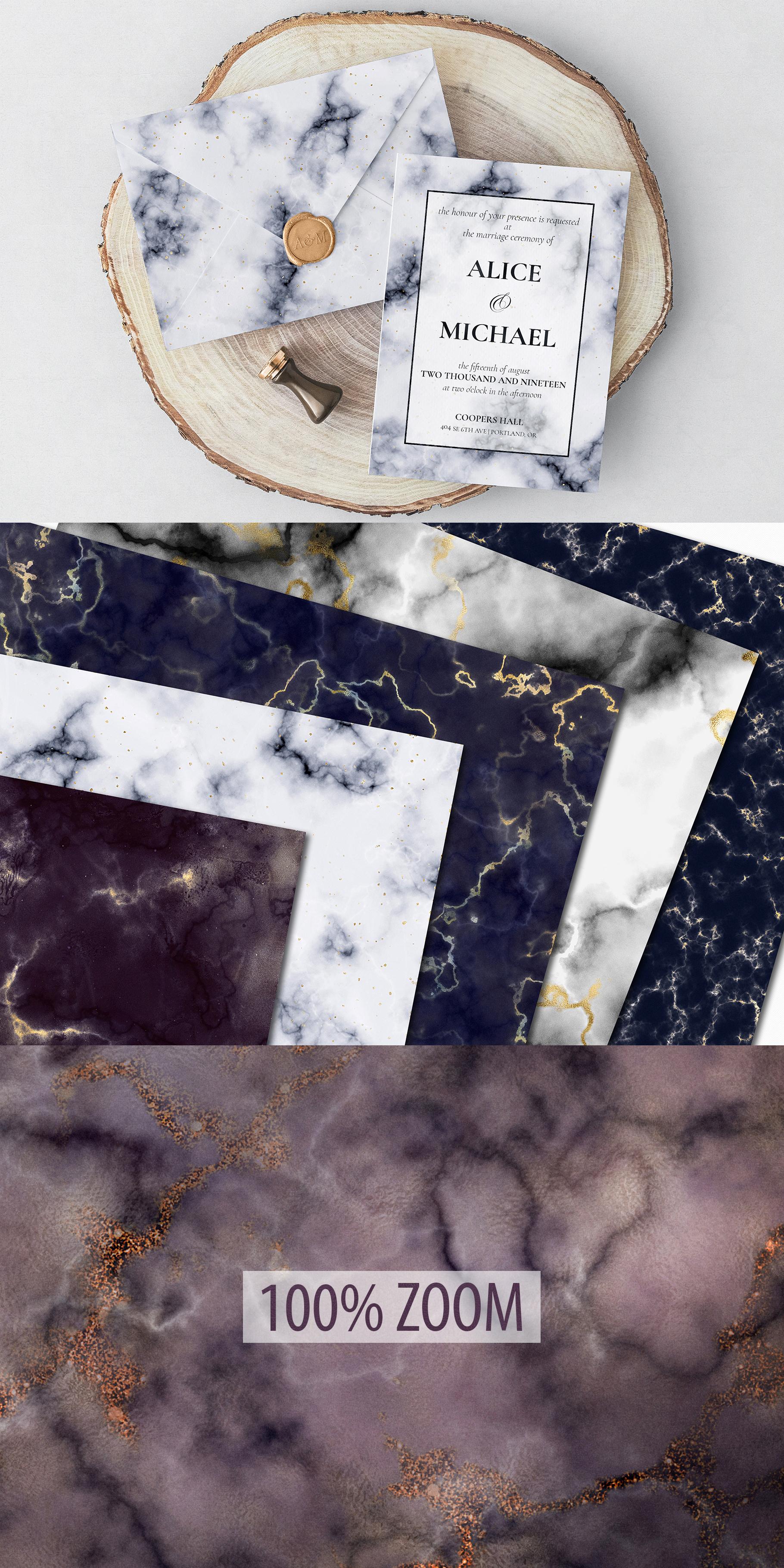 Noir - Patterns & Textures Bundle example image 14