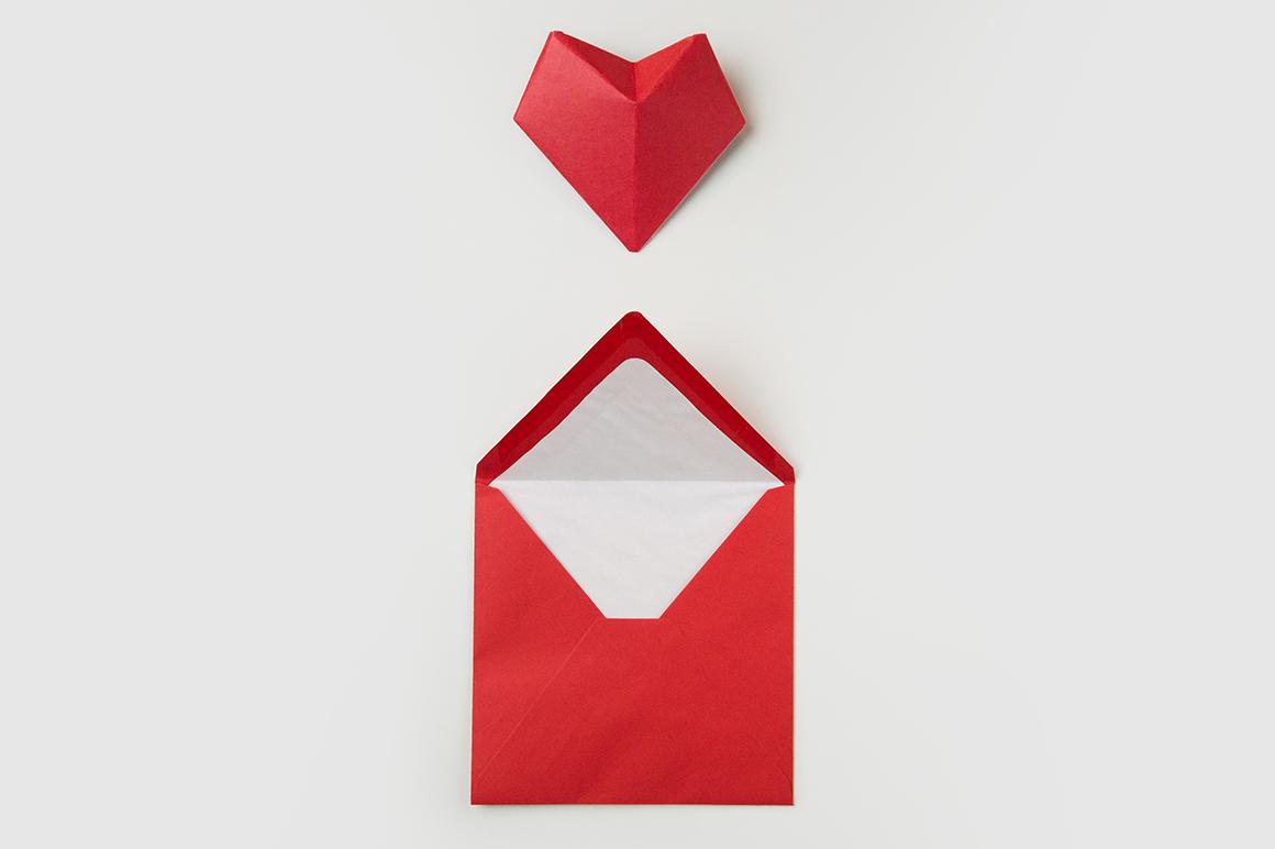 Valentine's Styled Photo Bundle - Red example image 2