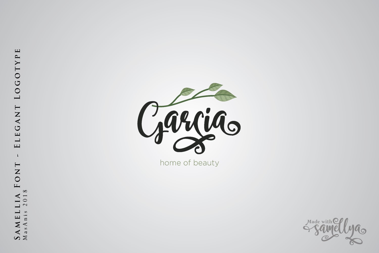 Samellya - Crafter's Font! example image 9