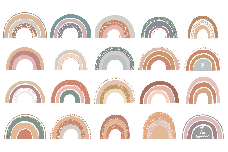Rainbows set example image 5