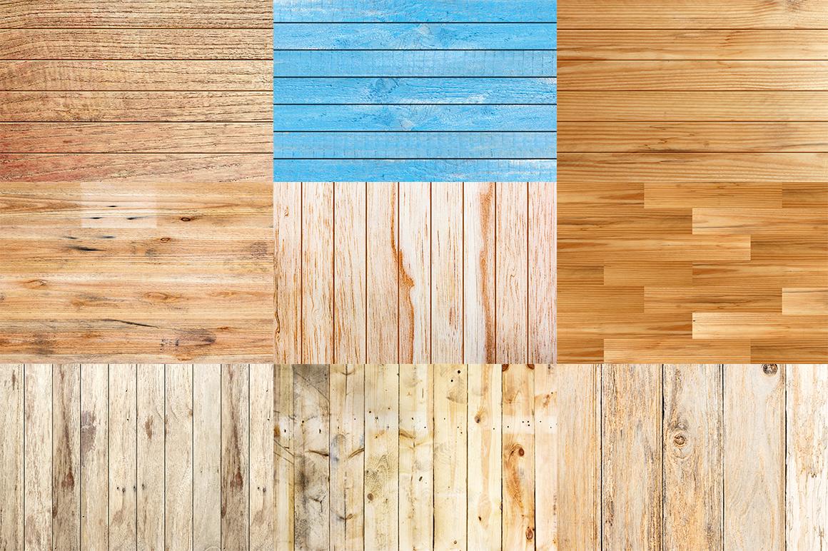20 Wood Texture Background set 03 example image 3
