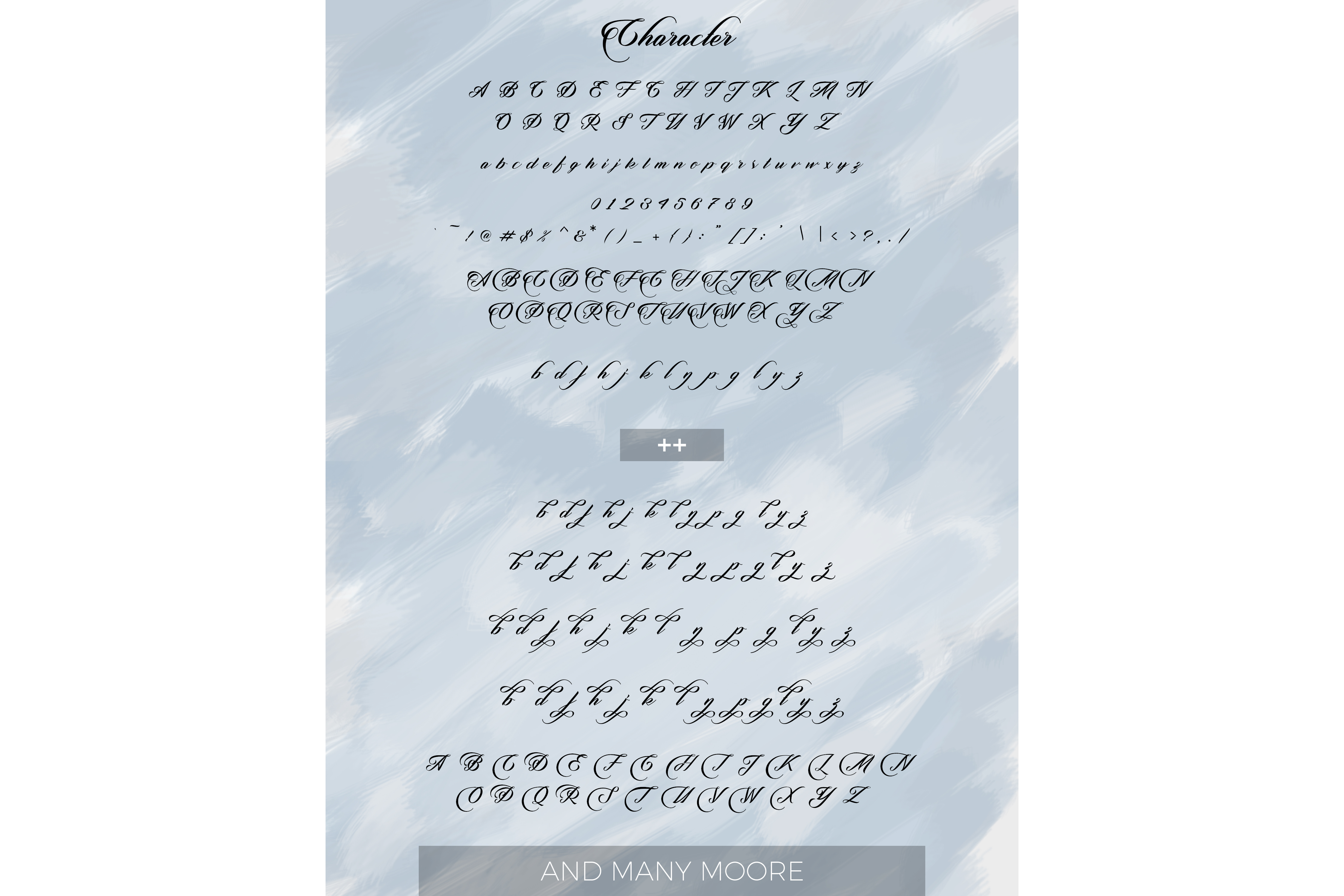 Zephan + Antebras Typeface example image 4
