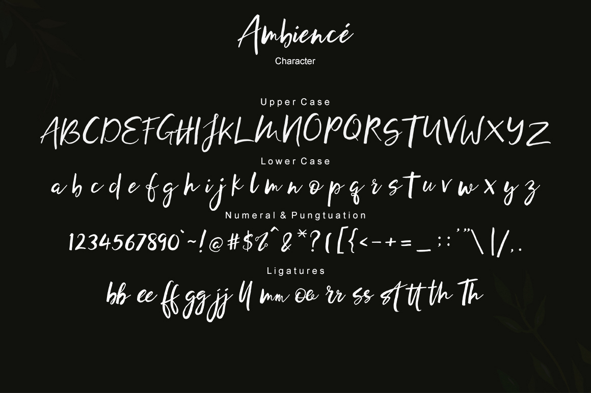 Ambience example image 7