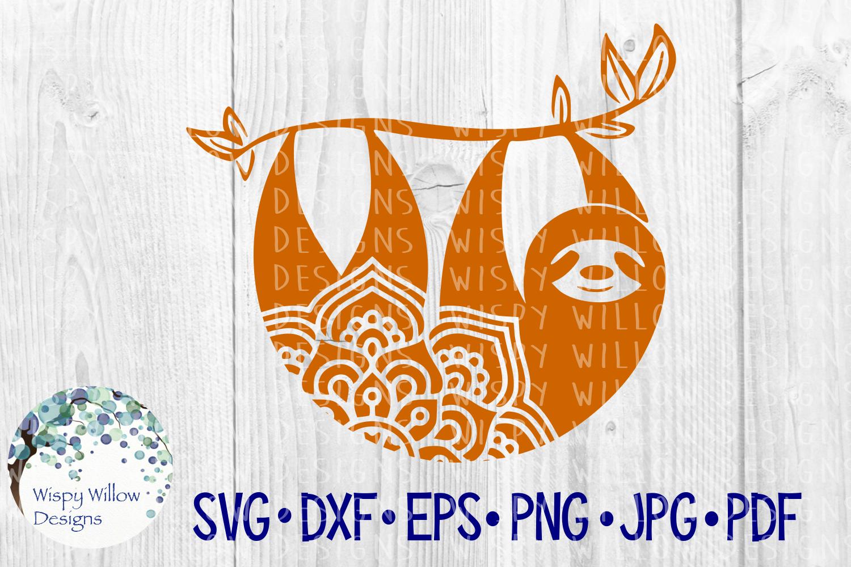 34 File Huge Mandala Animal SVG Cut File Bundle example image 25