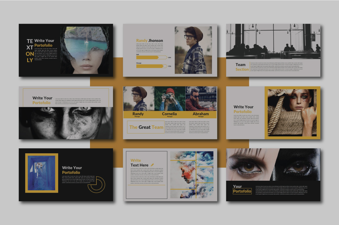 Grand Keynote Template example image 4