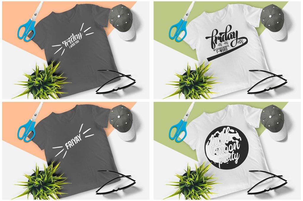 200 Printready Tshirt Design Mega Bundle example image 12