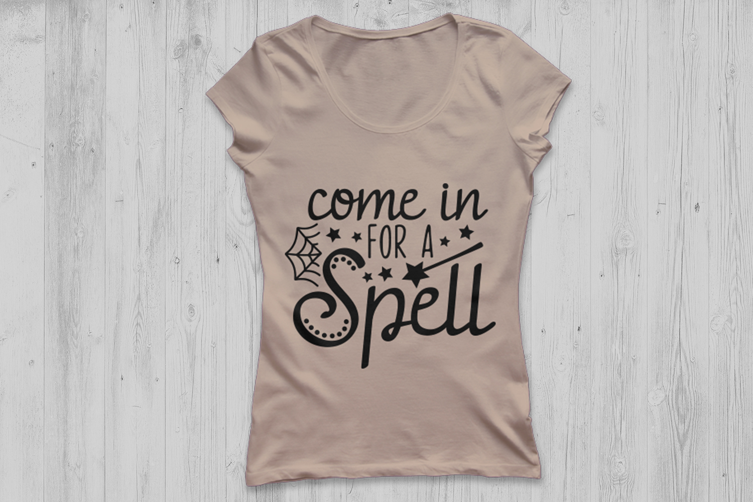 Come In For A Spell Svg, Halloween Svg, Hocus Pocus Svg. example image 2