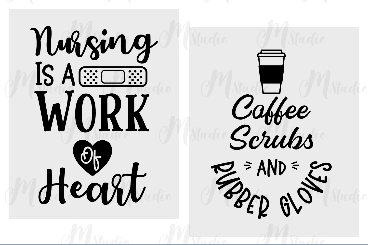 Nurse Quotes Svg Bundle