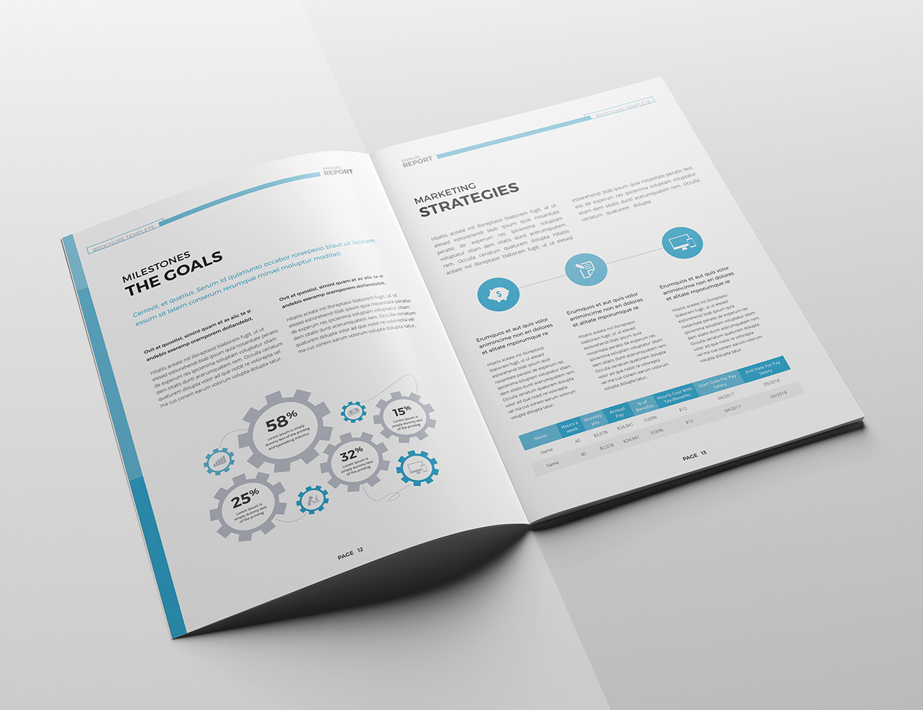 The Blue Annual Report example image 5