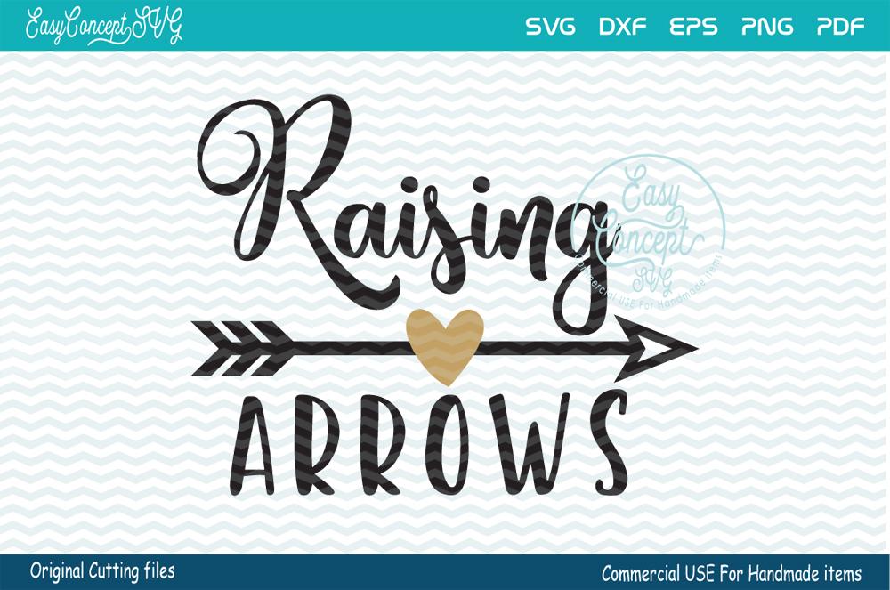 Raising Arrows, example image 1