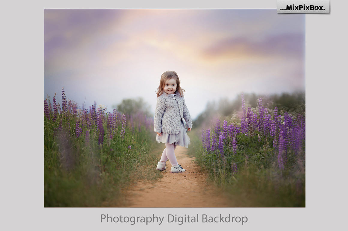 Summer backdrops example image 2