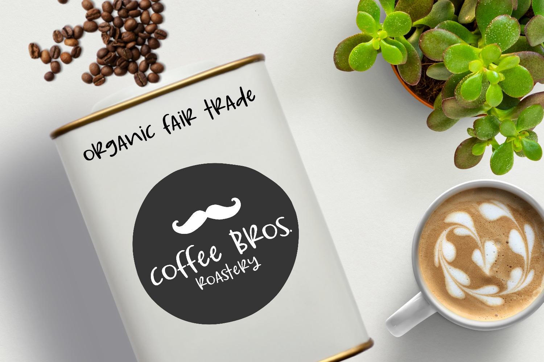 Mister Mustache- Handwritten Font example image 2
