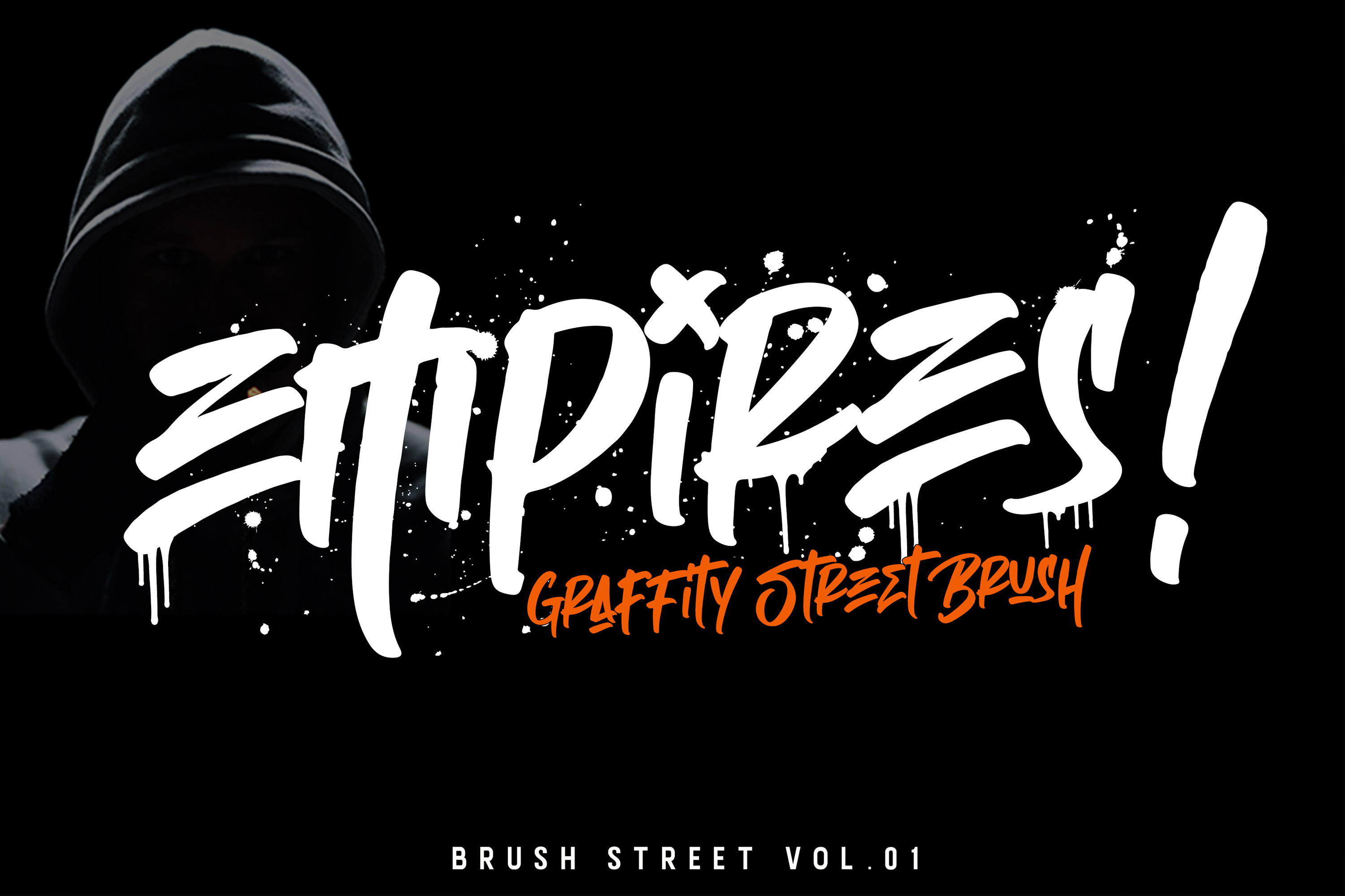 Empires - Graffity Street Brush.Vol 01 example image 1