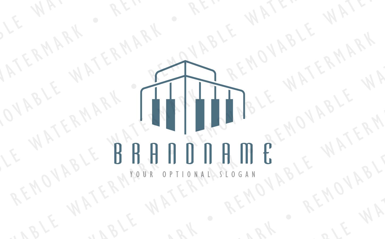 Piano Architecture Logo example image 2