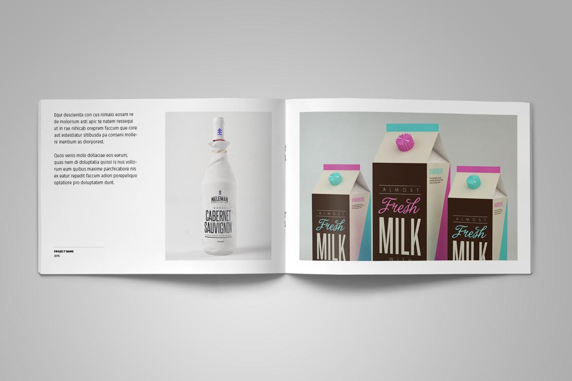 Portfolio Brochure Template example image 7