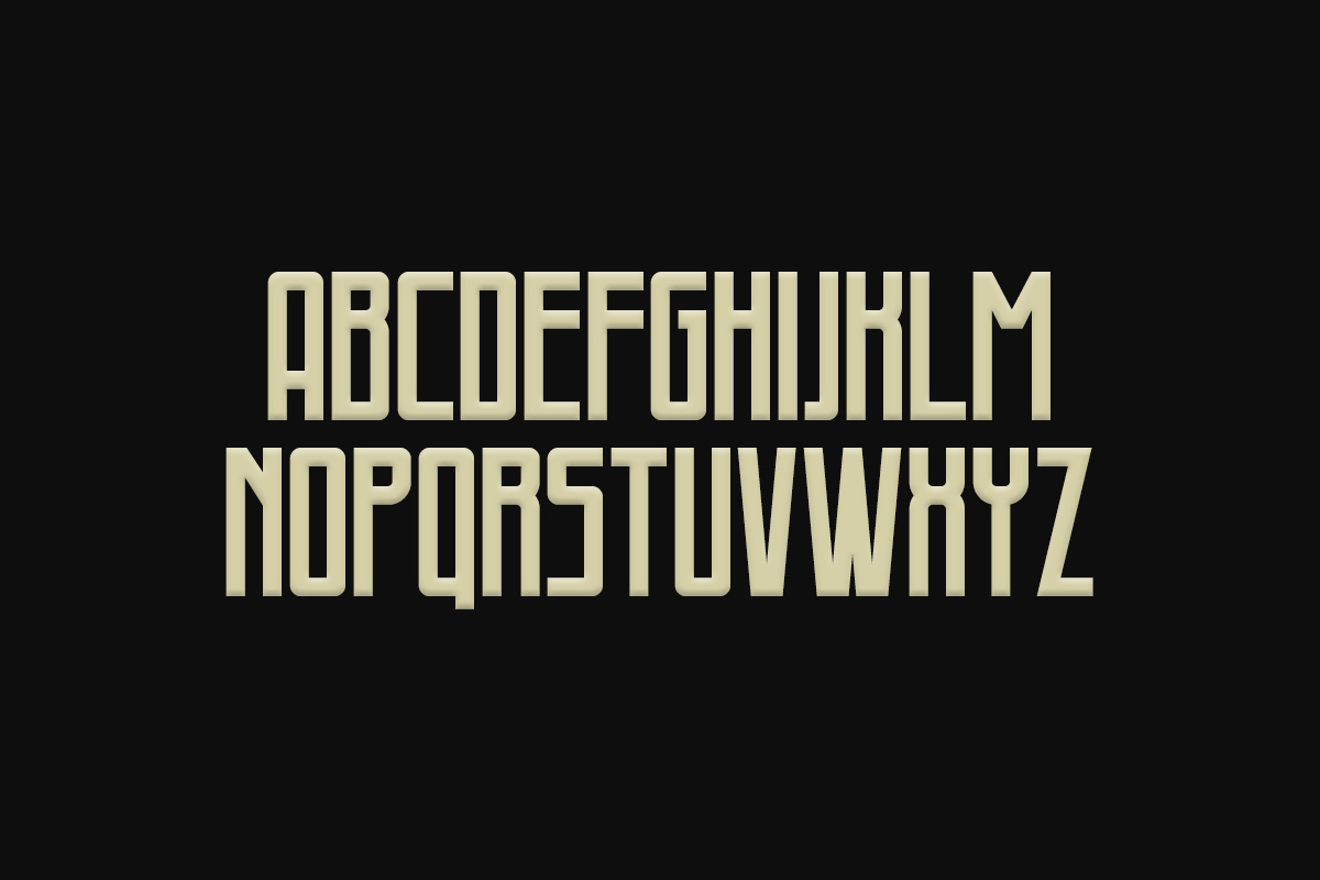 Fontaine Typeface example image 3
