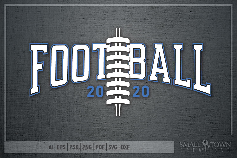 Football, Football Team, Team, Sport, PRINT, CUT & DESIGN example image 5