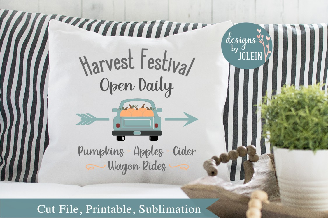 Harvest Festival SVG, png, eps, sublimation, DXF, Printable example image 2