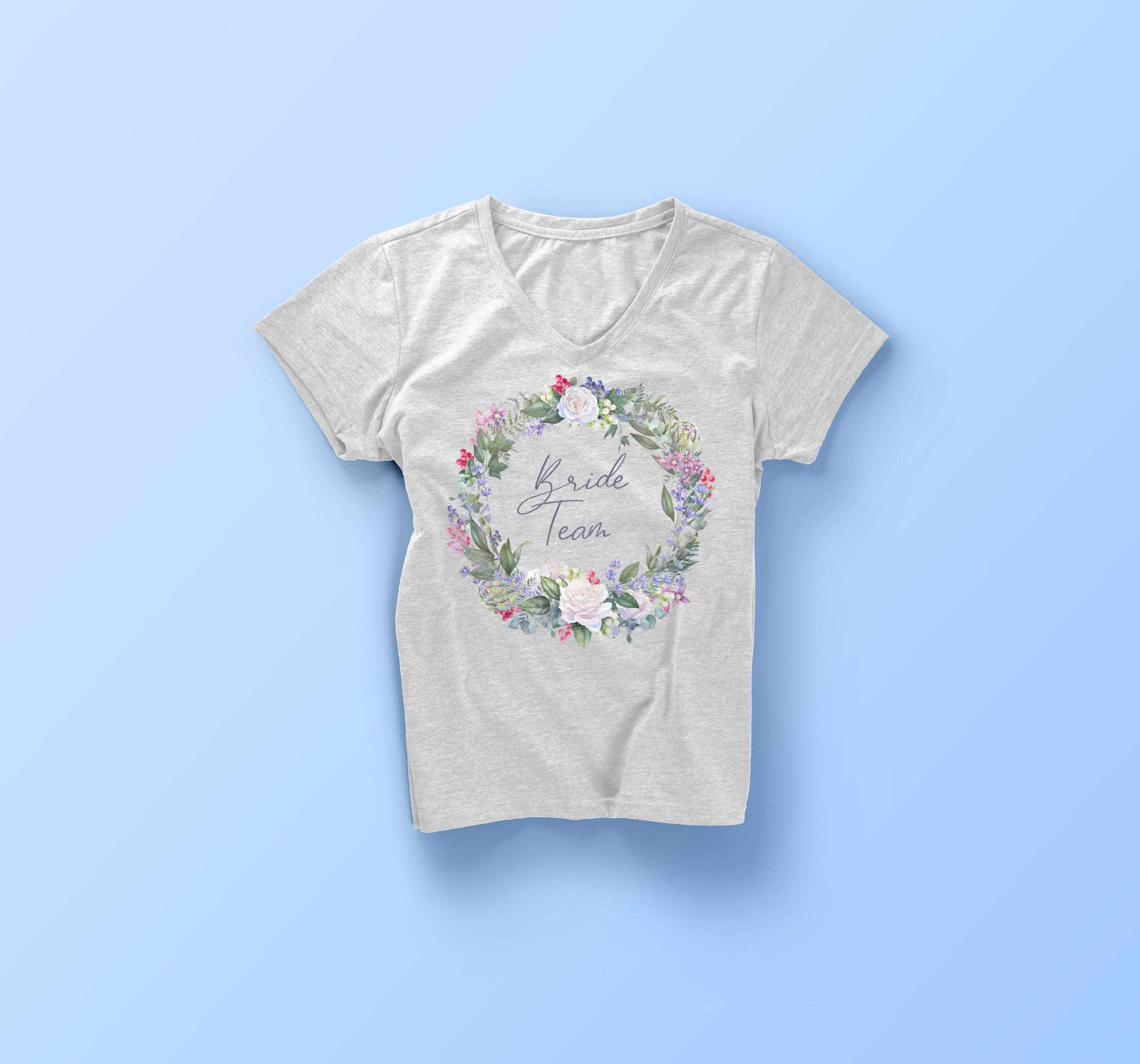 White rose wedding frame clip art example image 10