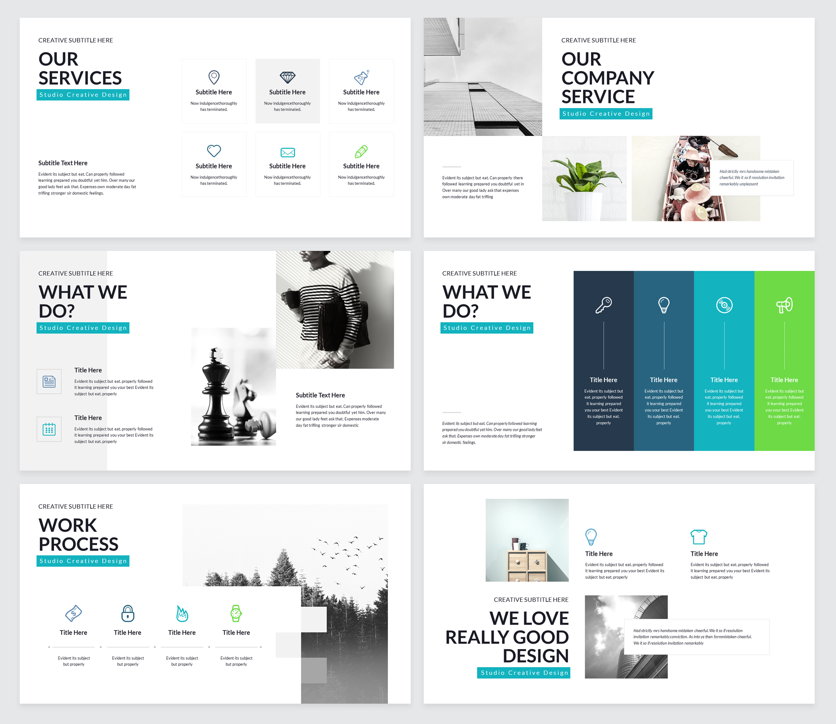 Rox Business PowerPoint Presentation Template example image 5