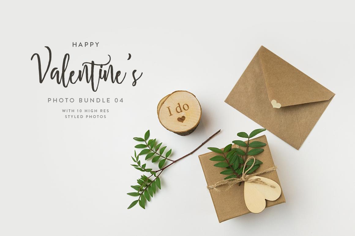 Valentine's Styled Photo Bundle - Natural Tones example image 3