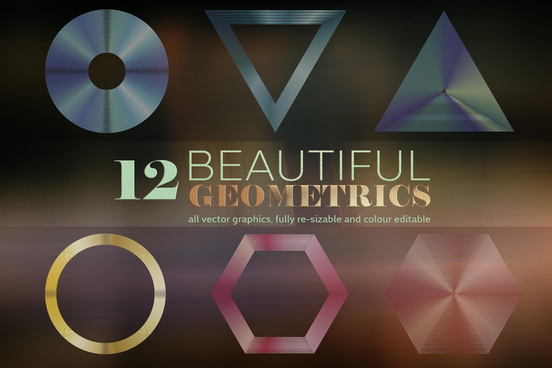 Ethereal Geometrics example image 6