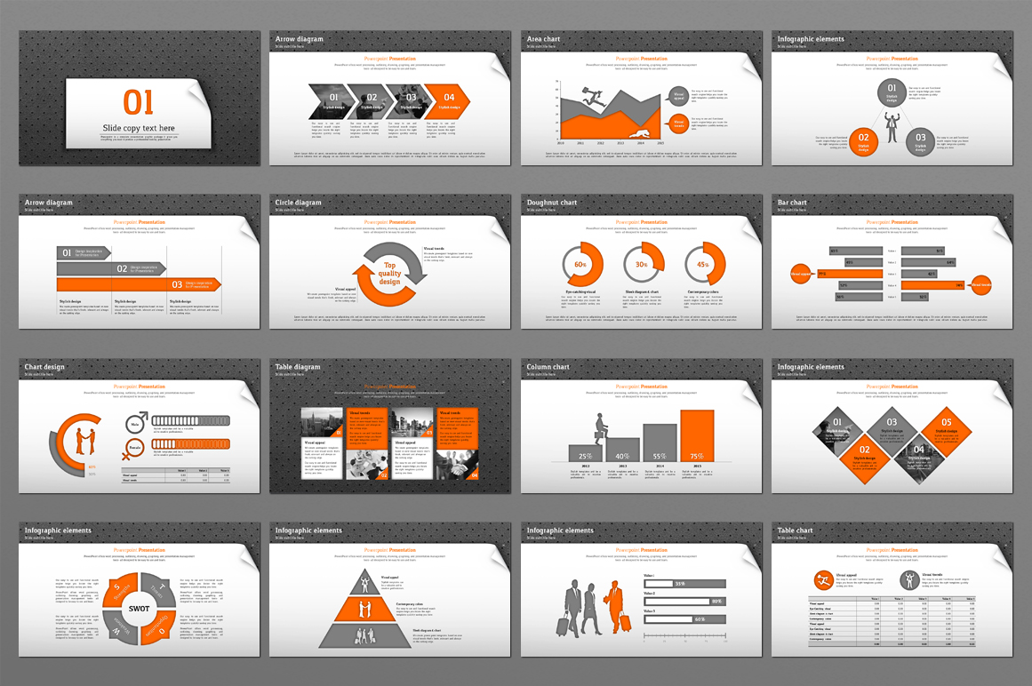 Quality PowerPoint Template example image 2