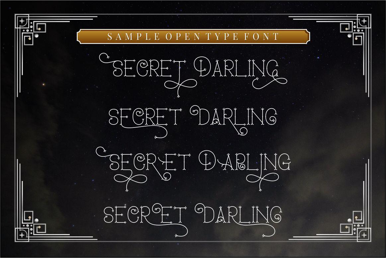 Secret Darling example image 5