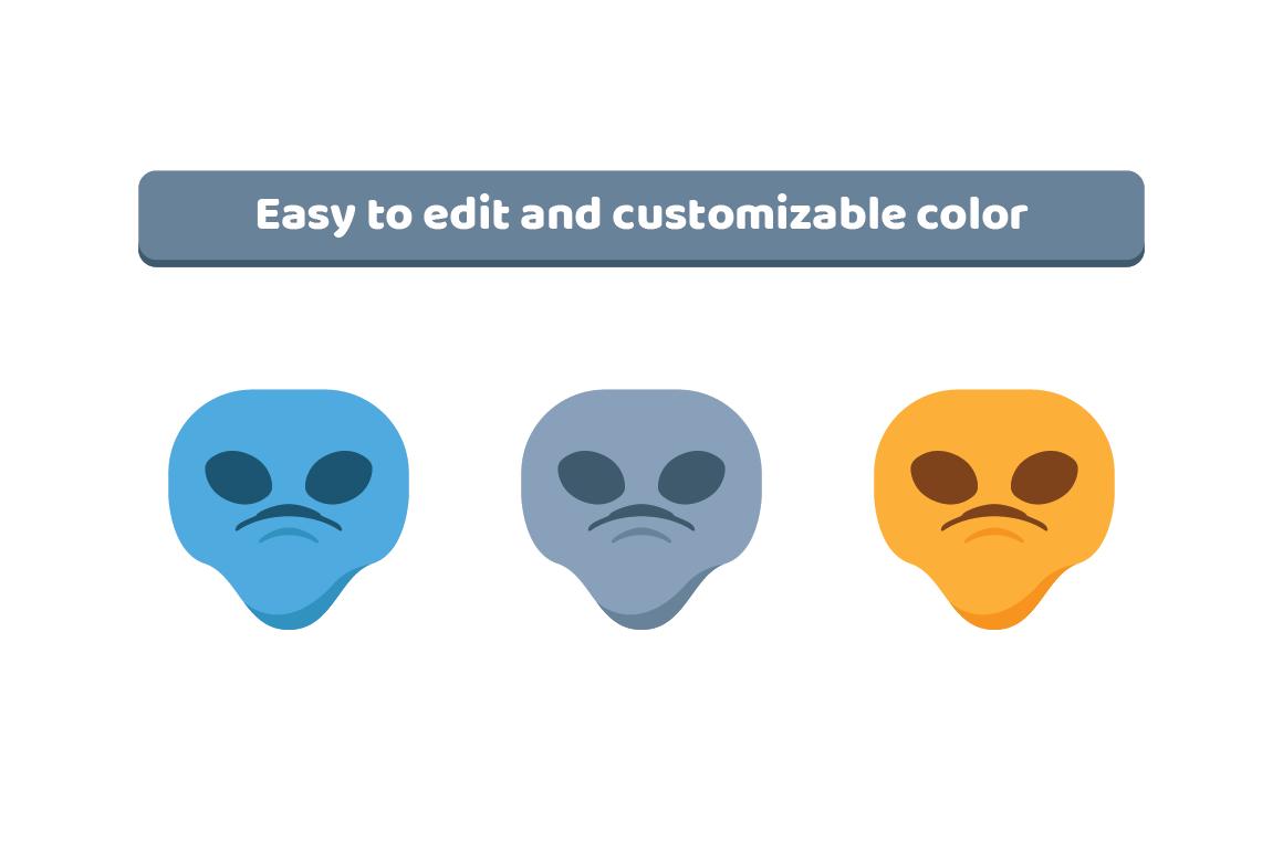 Alien Emojis example image 2
