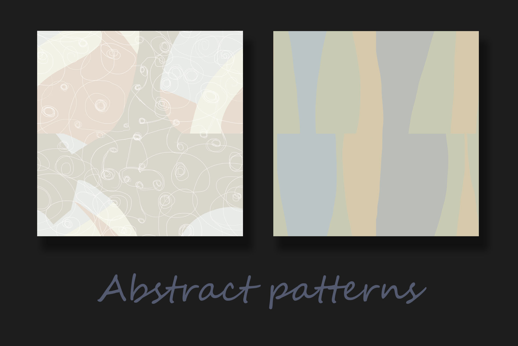 Colorful abstract patterns example image 7