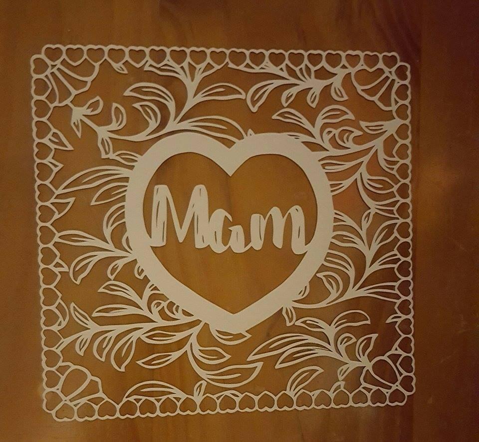 BigBundle SEPT18 - 40 Papercutting Templates &10 A4 prints example image 10