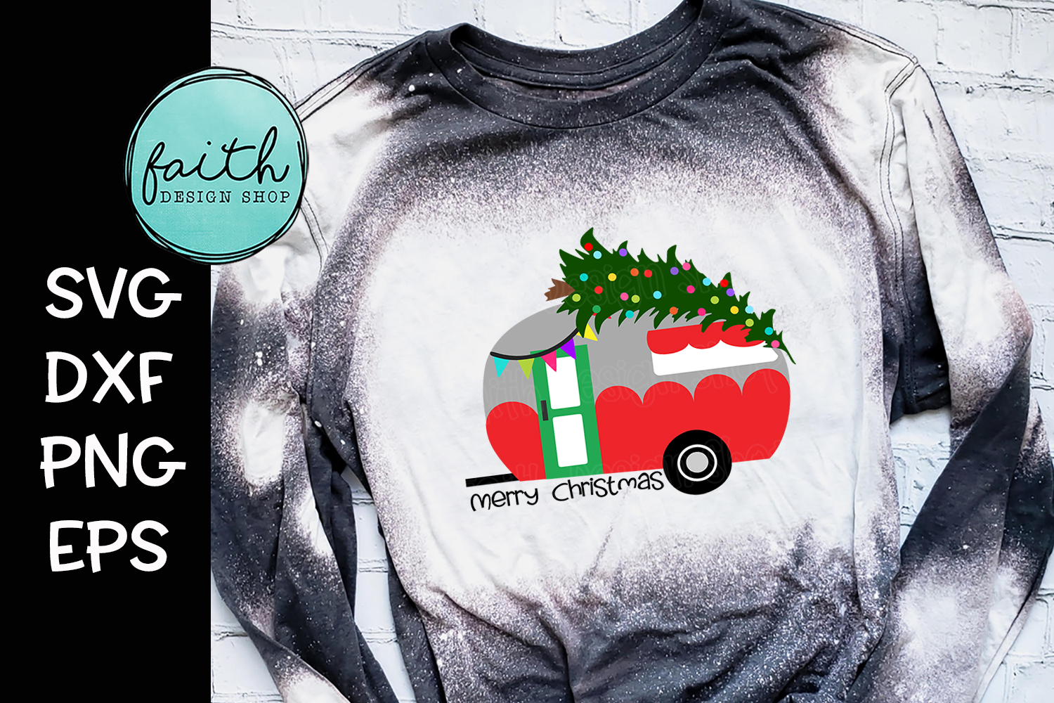 Christmas Camper example image 3
