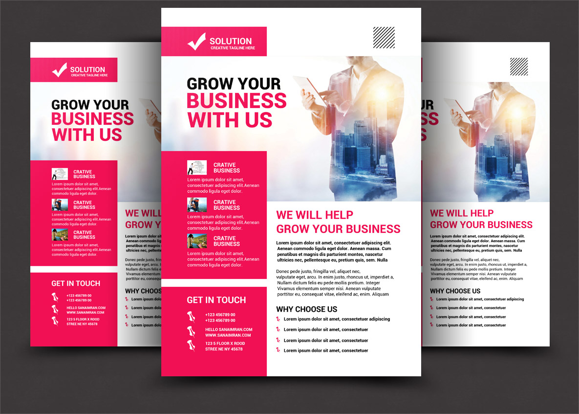 Business Bundle Flyer 6 example image 6