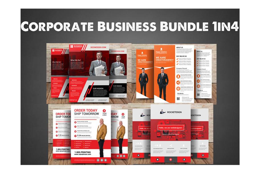 Corporate Business Bundle example image 1