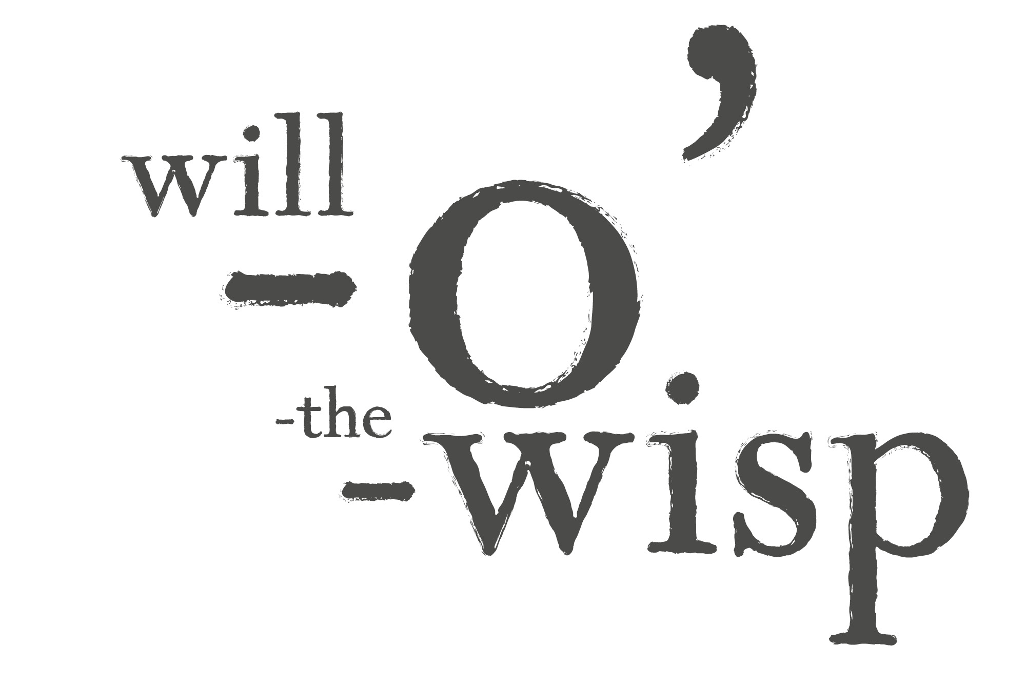 Wisper - a distressed serif font example image 6